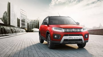 2020 Maruti Vitara Brezza (facelift): Features & specs (incl. fuel economy) fully revealed