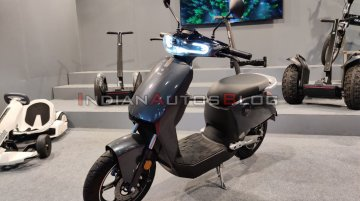 Bird ES1 electric scooter unveiled - Live from Auto Expo 2020