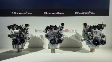 Mahindra reveals 2020 XUV500, 2020 Thar & 2020 Scorpio's engines - Live From Auto Expo 2020