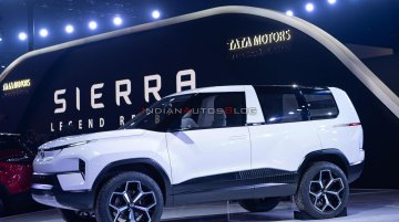 Next-gen Tata Sierra to be offered in ICE and electric variants if launched