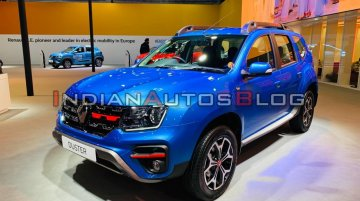 Renault Duster Turbo with Mercedes-Benz engine coming to India this year