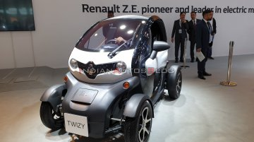Renault Twizzy EV likely to be launched in India - Report