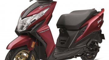 BS-VI 2020 Honda Dio launched in India, priced from INR 59,990