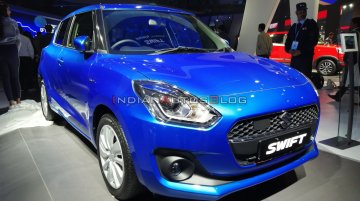 Suzuki Swift Hybrid का अनावरण- ऑटो एक्सपो 2020 से लाइव
