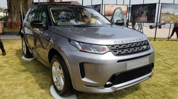 2020 Land Rover Discovery Sport (facelift) launched, priced from INR 57.06 lakh [Update]