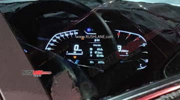 2020 Hyundai i20 with fully-digital instrument cluster spied in India