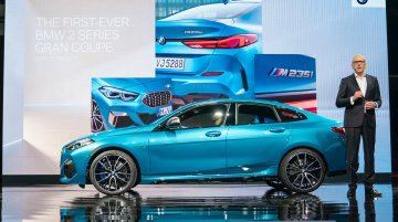 INR 30 lakh+ BMW 2 Series Gran Coupe to be launched by August - Report