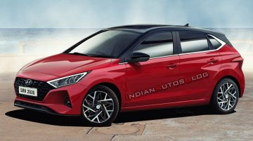 Sharper and sportier 2020 Hyundai i20 imagined - IAB Rendering