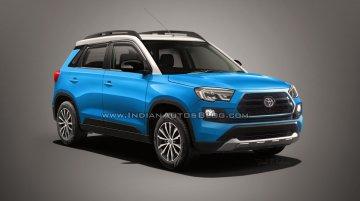 Toyota-Suzuki की पार्टनरशिप में Vitara Brezza फेसलिफ्ट अप्रैल में होगी लॉन्च