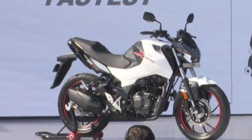 Hero Xtreme 160R based on Xtreme 1.R concept unveiled