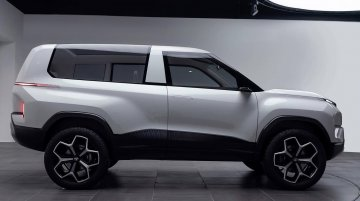 Tata Motors designers: Wraparound side glass was Sierra EV Concept's starting point