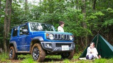 जापान में Mk4 Suzuki Jimny की 10 महीने वेटिंग लिस्ट, भारत में होगी लॉन्च?