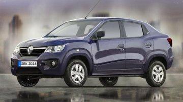Maruti DZire को टक्कर देने के लिए आ रही है Renault LBA, जानें डिटेल