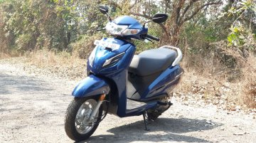 BS-VI Honda scooter and bike sales cross 5.5 lakh units