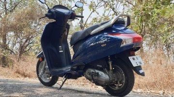 Honda Activa 6G - Image Gallery