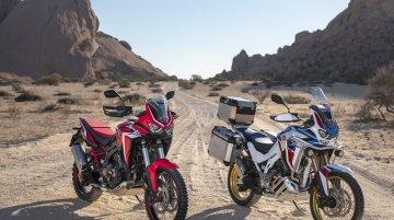 लॉन्च होगी नई Honda Africa Twin, 5 मार्च के लिए हुई पूष्टि