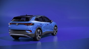 India-bound VW ID.4 electric SUV prototype revealed, to be launched in RWD variant