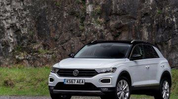 VW T-Roc के कलर्स, फीचर्स और स्पेसिफिकेशन से हटा पर्दा