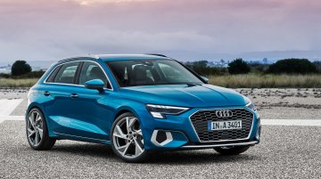 2020 Audi A3 Sportback - IAB Rendering