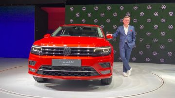 VW Tiguan Allspace launched in India, priced at INR 33.13 lakh