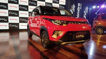 बीएस6 अपग्रेड के साथ Mahindra KUV100 की प्राइस में होगी वृद्धि, कॉन्फ़िगरेशन घटेंगे