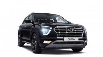10 दिनों में 2020 Hyundai Creta की प्री-बुकिंग 10,000 यूनिट के पार