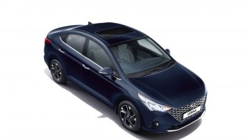 2020 Hyundai Verna (facelift) - Image Gallery