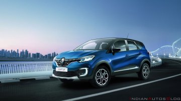 2021 Renault Captur (facelift) revealed, is based on a new platform