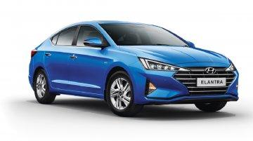 Hyundai ने बढ़ाई ग्लोबल सेडान Elantra की 2.6 लाख शुरूआती प्राइस