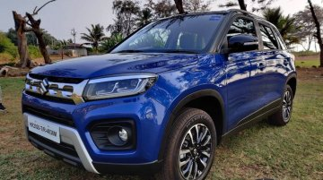 2020 Maruti Vitara Brezza (facelift) - First Drive Review