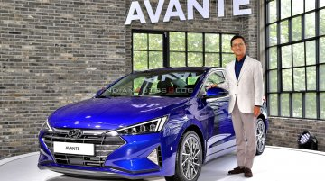 Exclusive: Facelifted Hyundai Elantra diesel could be launched by next month