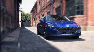 2021 Hyundai Elantra - Image Gallery