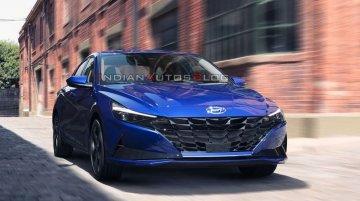 न्यू जेनरेशन 2021 Hyundai Elantra के लिए वर्ल्ड प्रीमियर इवेंट की अपडेट