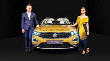 Volkswagen T-Roc भारत में 19.99 लाख रूपए में लॉन्च, दमदार हैं इसके फीचर्स