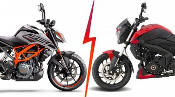Bajaj Dominar 250 vs. KTM 250 Duke - Which one should you buy?