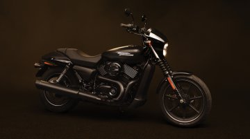 Harley-Davidson Street bikes now available via CSD with up to INR 90k savings