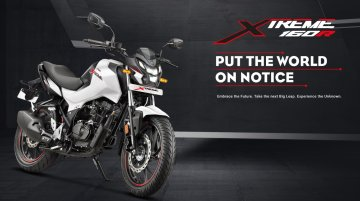 Hero Xtreme 160R launch date could be pushed back because of Coronavirus