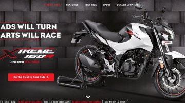 Hero Xtreme 160R expected to be launched soon - IAB Report