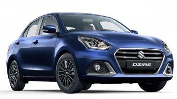 नई Maruti Suzuki DZire (फेसलिफ्ट) की खरीद पर 45,000 की छूट