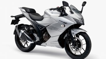 India-made Suzuki Gixxer SF 250 launched in Japan, priced at INR 3.29 lakh