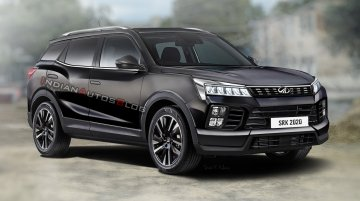 Next-gen Mahindra XUV500 & Ford C-SUV new details revealed - IAB Report