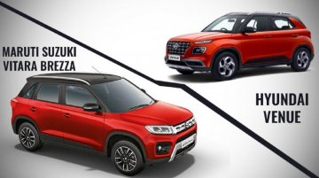 Maruti Vitara Brezza से क्या बेहतर है Hyundai Venue? देखिए कंपेयर