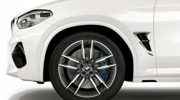 BMW X3 M - Image Gallery