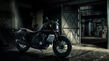 Honda Rebel 500 Bobber Supreme Edition - Image Gallery