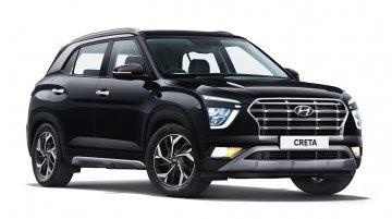 2020 Hyundai Creta - Image Gallery