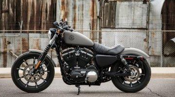 2020 Harley-Davidson Iron 883 BS6 gets a price hike - IAB Report