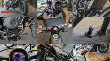 Honda Rebel 500 Bobber Supreme Edition now reaching dealers - In 9 Live Images