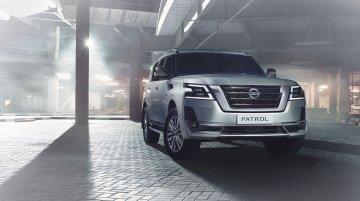 2020 Nissan Patrol (facelift) - Image Gallery