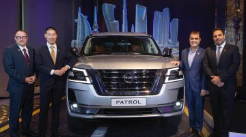 Off-road king Nissan Patrol still being evaluated for India - Report