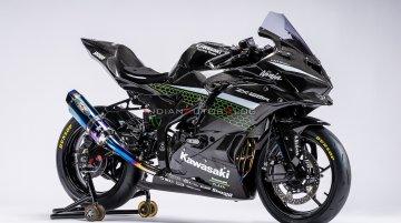 Kawasaki Ninja ZX-25R race version officially revealed